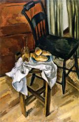 1922, Max Weber : Black chair