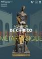 Giorgio de Chirico, projet d'affiche pour le musée Paul Dini