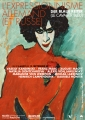 Der Blaue Reiter, projet d'affiche pour le musée Paul Dini