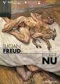 Lucian Freud, projet d'affiche pour le musée Paul Dini
