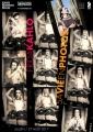 Frida Kahlo, projet d'affiche pour le musée Nicéphore Niépce