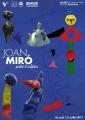 Joan Miró, projet d'affiche pour le musée Paul Dini