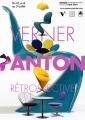 Verner Panton, projet d'affiche pour le musée Paul Dini