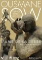 Ousmane Sow, projet d'affiche pour le musée Paul Dini