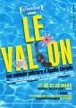 Le Vallon, affiche (Troupe de Berlimbimbroque), 2015