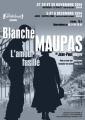Blanche Maupas, affiche (Troupe de Berlimbimbroque), 2014