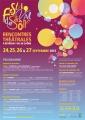 Vesti'val de Saône, logo, charte, affiches - tous les ans depuis 2011