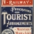 1903, North British Railway tourist timetables, June 1903