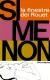 1962, Ferenc Pintér : l'altro Simenon,  la finestra di Rouet