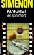 1976, Maigret et son mort