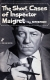 1959, The short cases of inspector Maigret - américain
