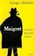 1960s, Maigret et le voleur paresseux - suédois, illustration Rolf Lagerson