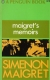1966, Maigret's memoirs - John Hughes Cover Illustration