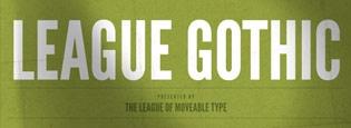 league_gothic